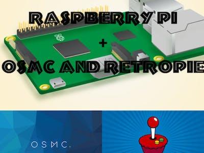 DIY Raspberry Pi 3 Media Center (OSMC) With RetroPie!