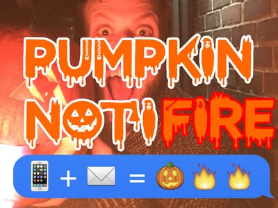 Pumpkin NotiFire