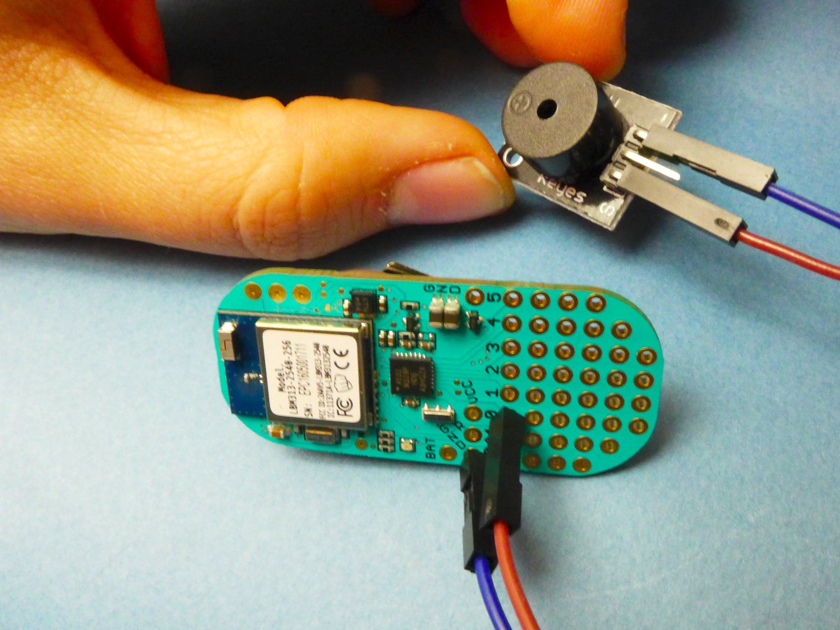LightBlue Bean: Arduino Basics