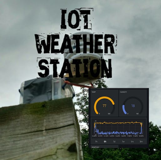 How to make an mini iot weather station arduino project hub