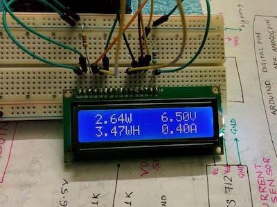 Cayenne Power Meter