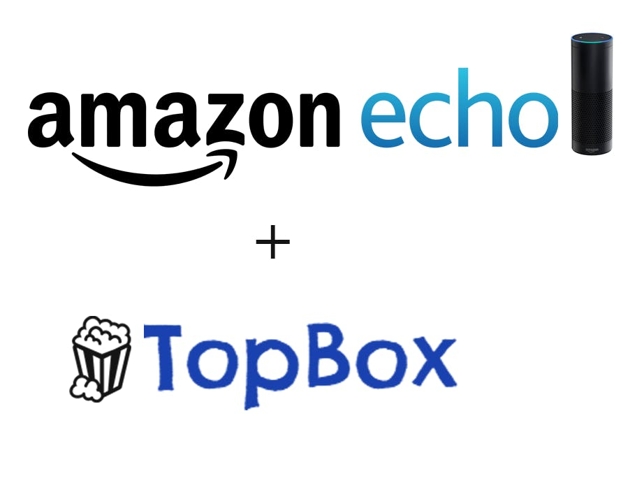 Alexa Topbox (Movies, TV shows and Books)