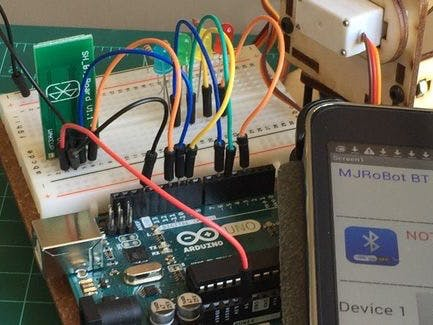 """Connecting """"stuff"""" via Bluetooth / Android / Arduino"""