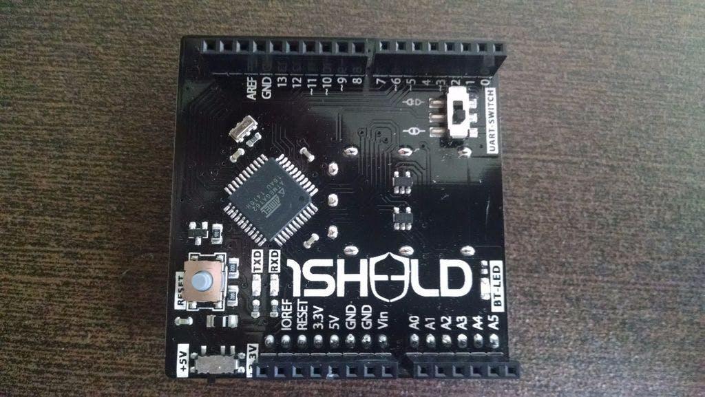 1Sheeld board