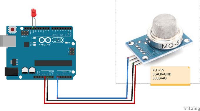 Interfacing arduino with node red hackster