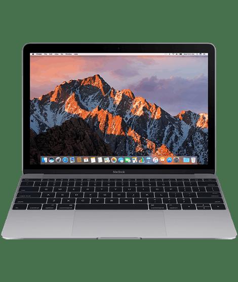Macbook select spacegray 201604