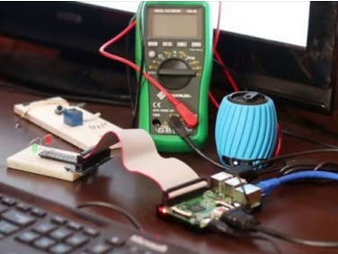 Voice Control Using Win10-MS Speech Platform-RaspberryPi