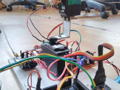 Using the MPU9250 to get Real-time Motion Data - Arduino