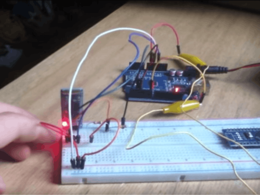 Remote Bluetooth Light Control with Python - Arduino Project Hub