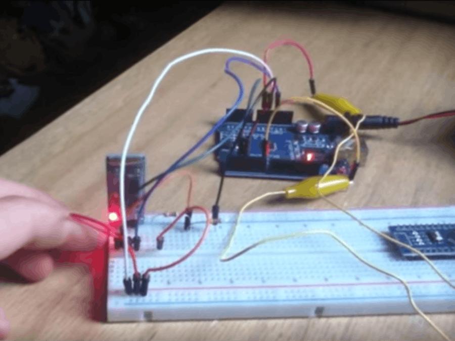 Remote Bluetooth Light Control with Python