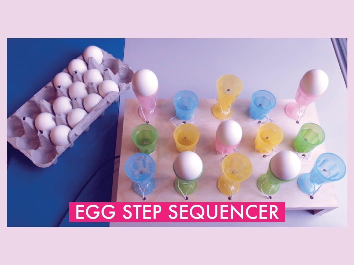 Egg Step Sequencer
