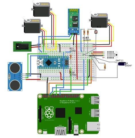 mars rover arduino code - photo #29