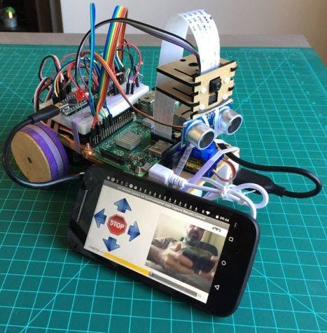 "The ""Mars Rover"" Emulator"