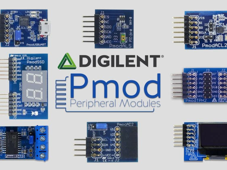 Using Pmod SubVIs