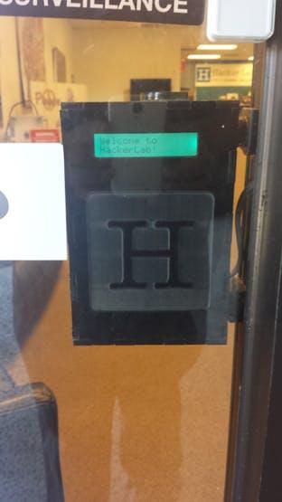 RFID Door rig #2