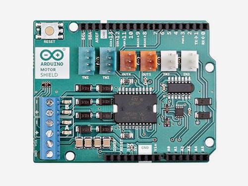 Arduino MotorShield Rev3
