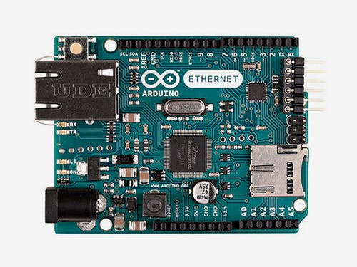 Arduino Ethernet Rev. 3