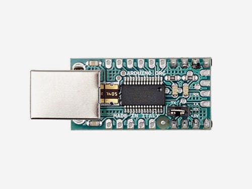 Arduino Mini USB serial adapter
