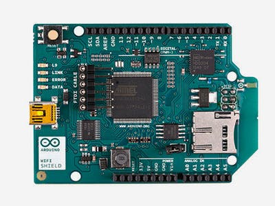 Arduino WiFi shield projects - Arduino Project Hub