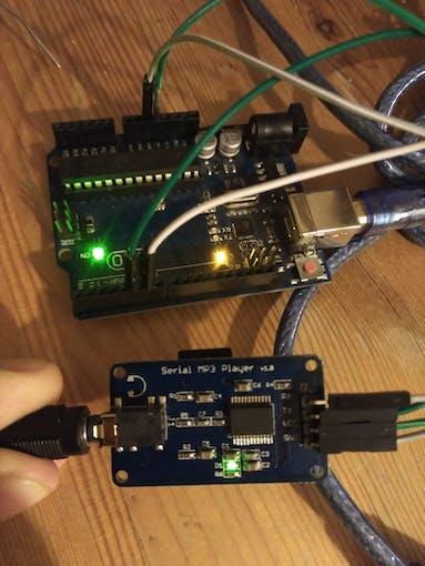 Arduino Mp3 player Catalex - Arduino Project Hub