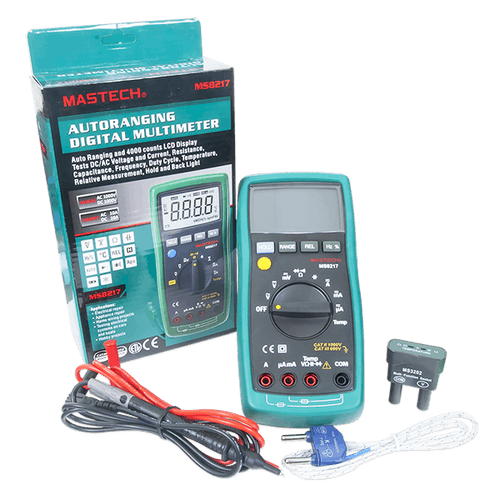 Mastech MS8217 Autorange Digital Multimeter