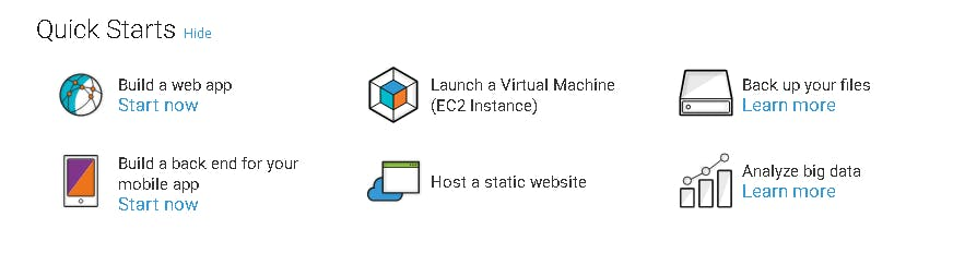 host a static website