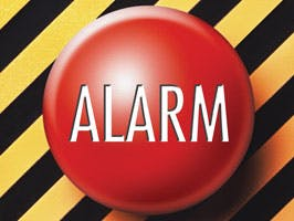 Motion Activated Alarm System