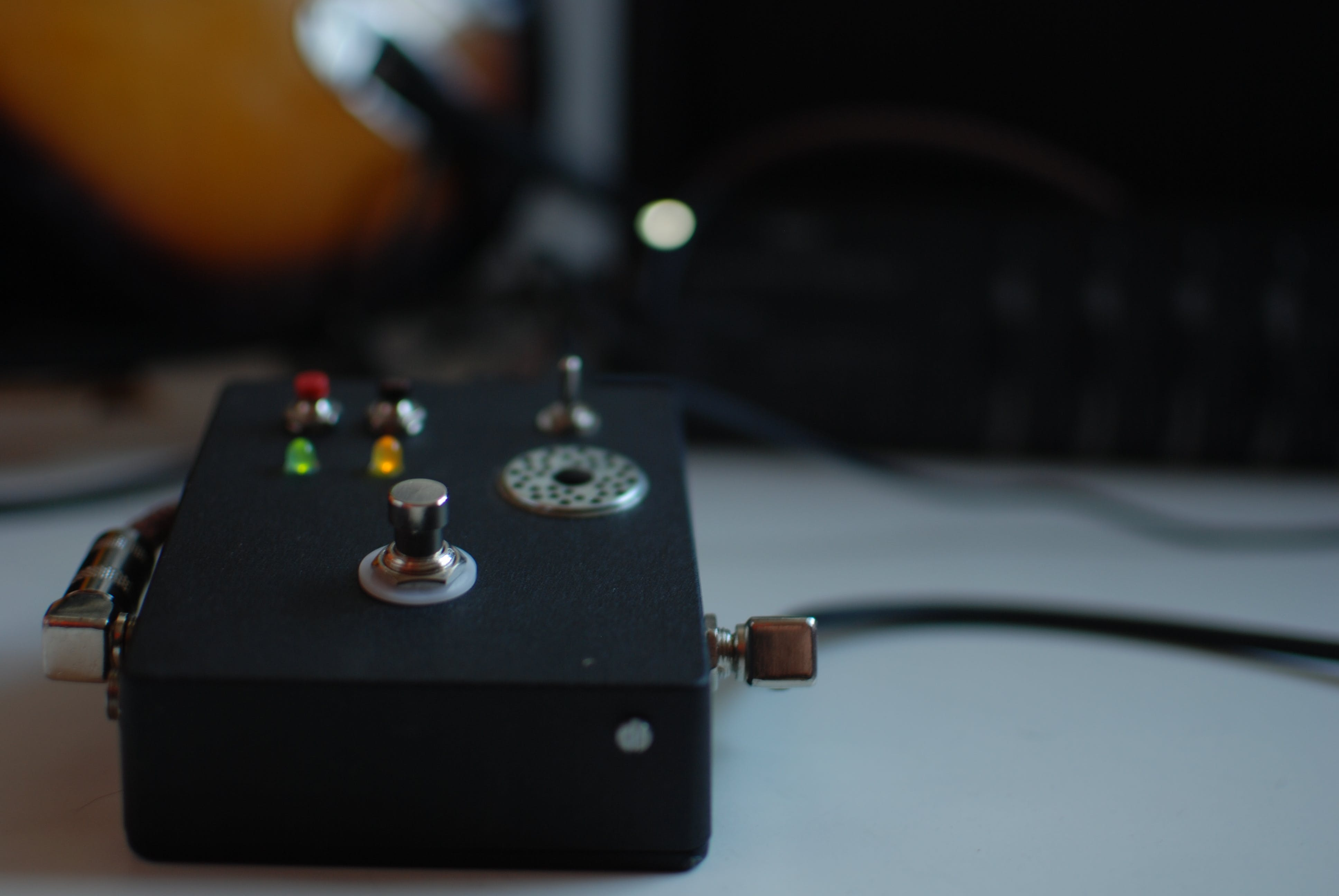 POP: Programmable Open Pedal