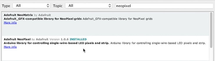 Getting Started with Arduino and NeoPixels - Hackster io
