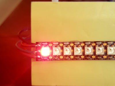 Getting Started with Arduino and NeoPixels