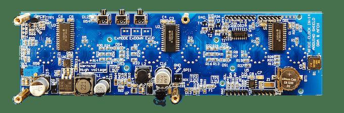 Arduino Shield NCS314 NIXIE Tubes Clock IN-14 - Arduino