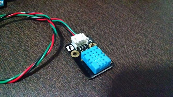 DHT11 (Temperature & Humidity Sensor)
