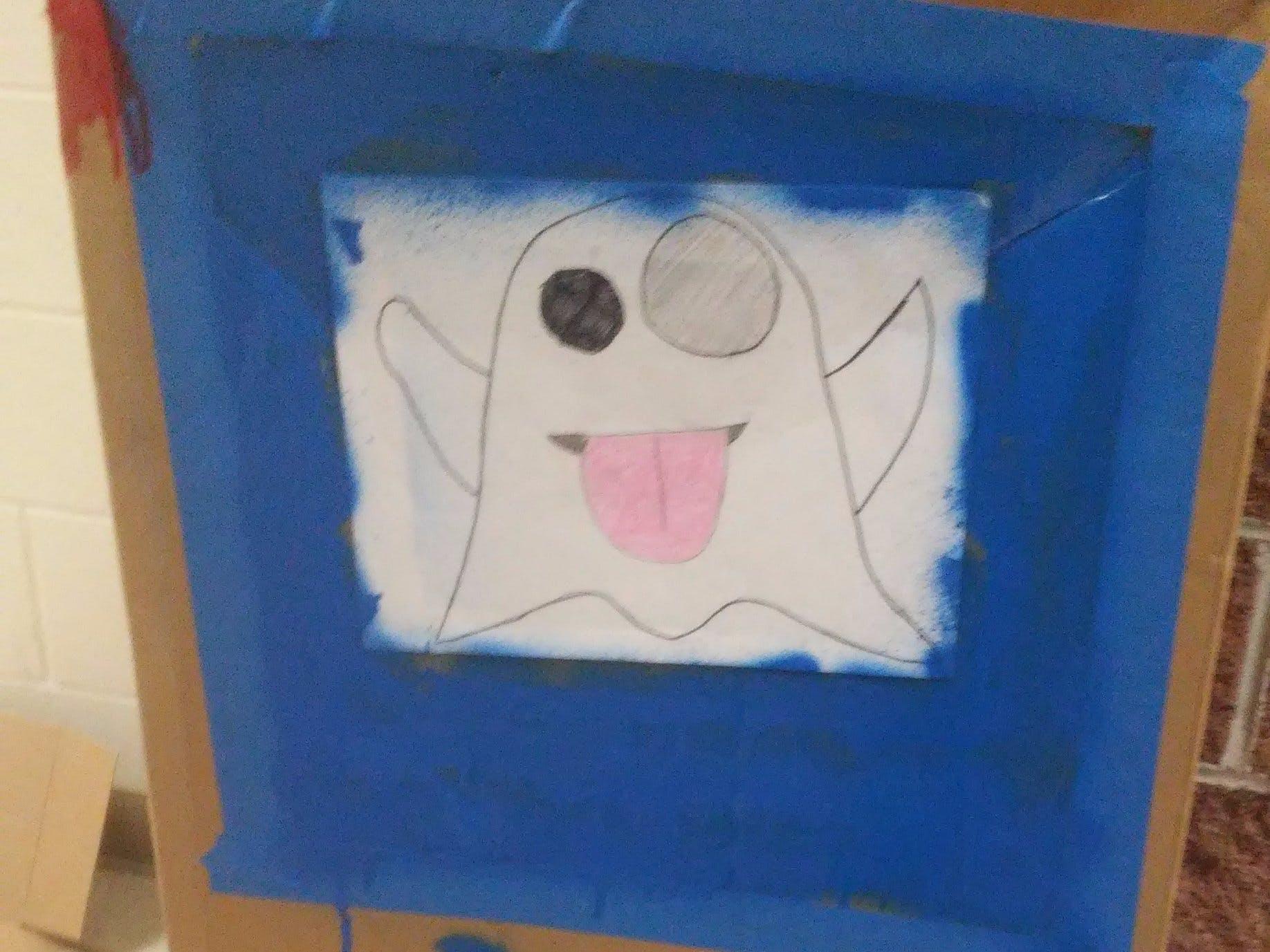 Halloween iPod costume