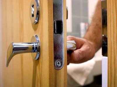 Door Trespasser Detector