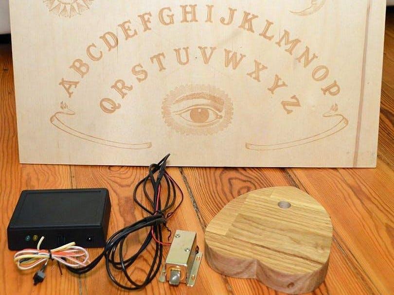 Ouija Board Access Control