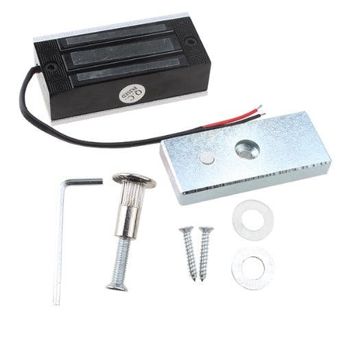 Magnetic Lock Kit Contents