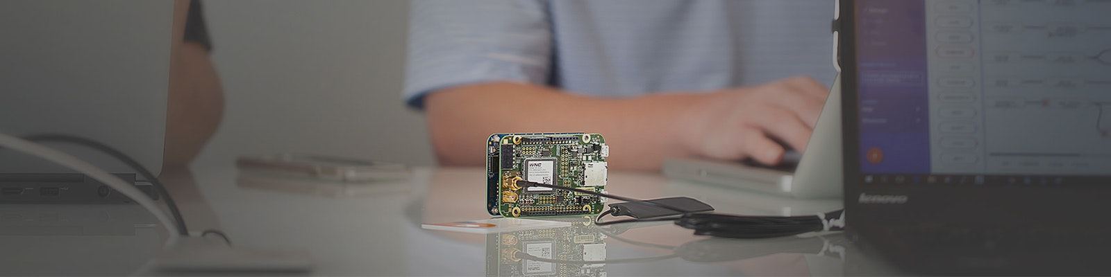 Realtime AT&T IoT StarterKit challenge