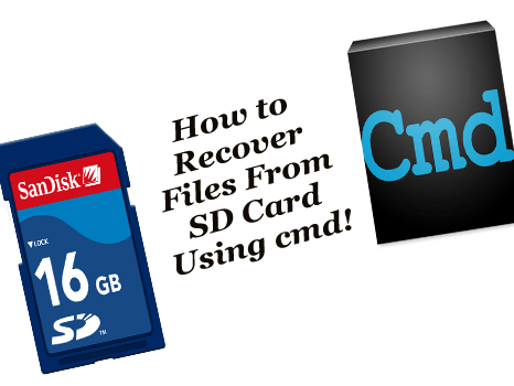 How to Recover Files From Formatted or Corrupted SD Card