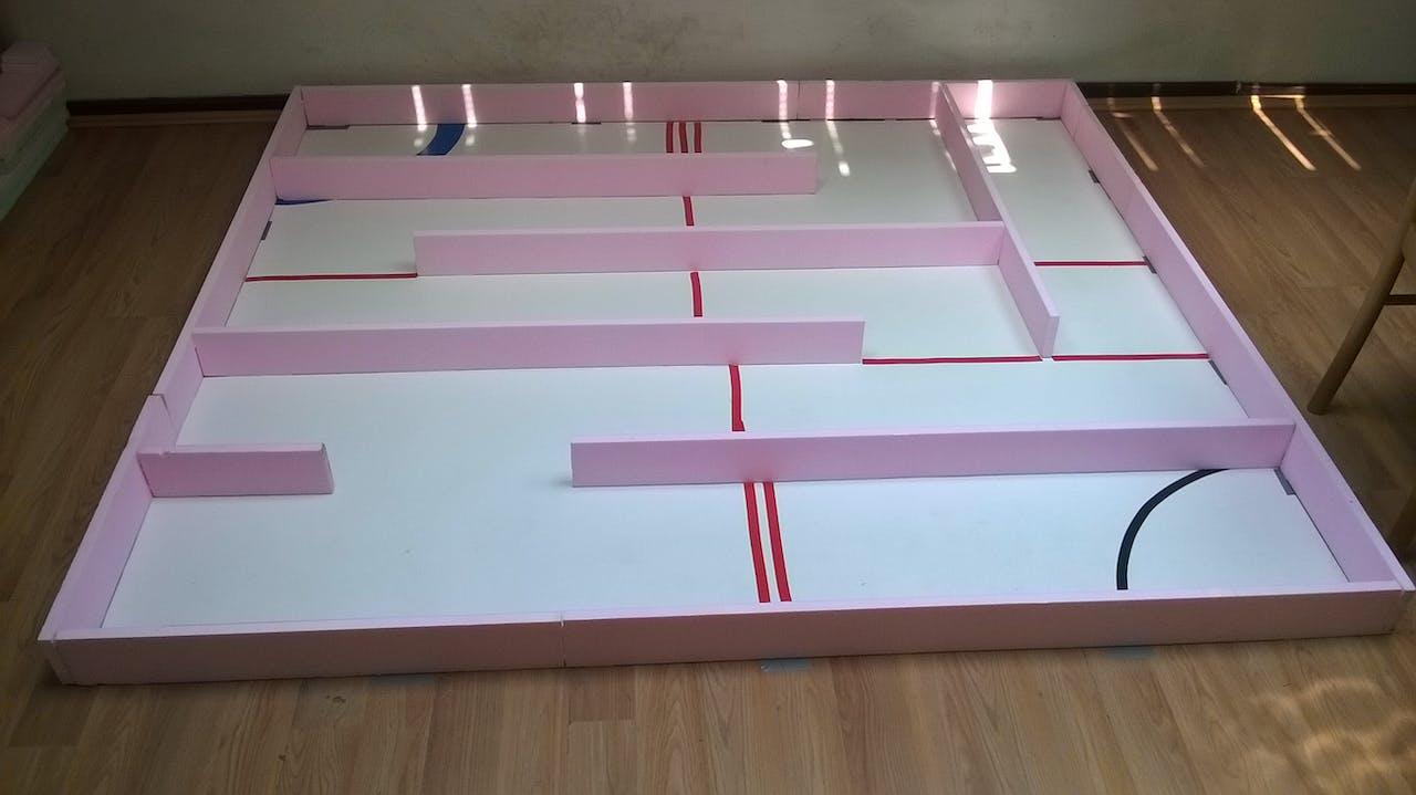 Arduino robot PoliArdo - Maze solver - Arduino Project Hub