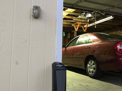 Garage Heater And Opener