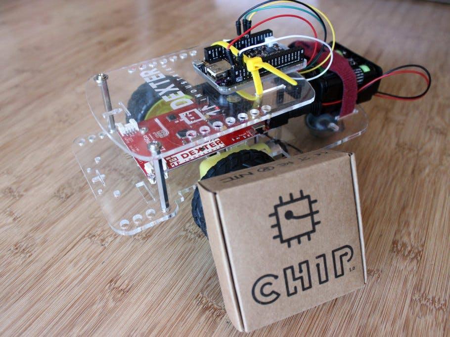 Make a C.H.I.P. Robot