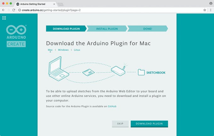 Getting started with arduino web editor on various