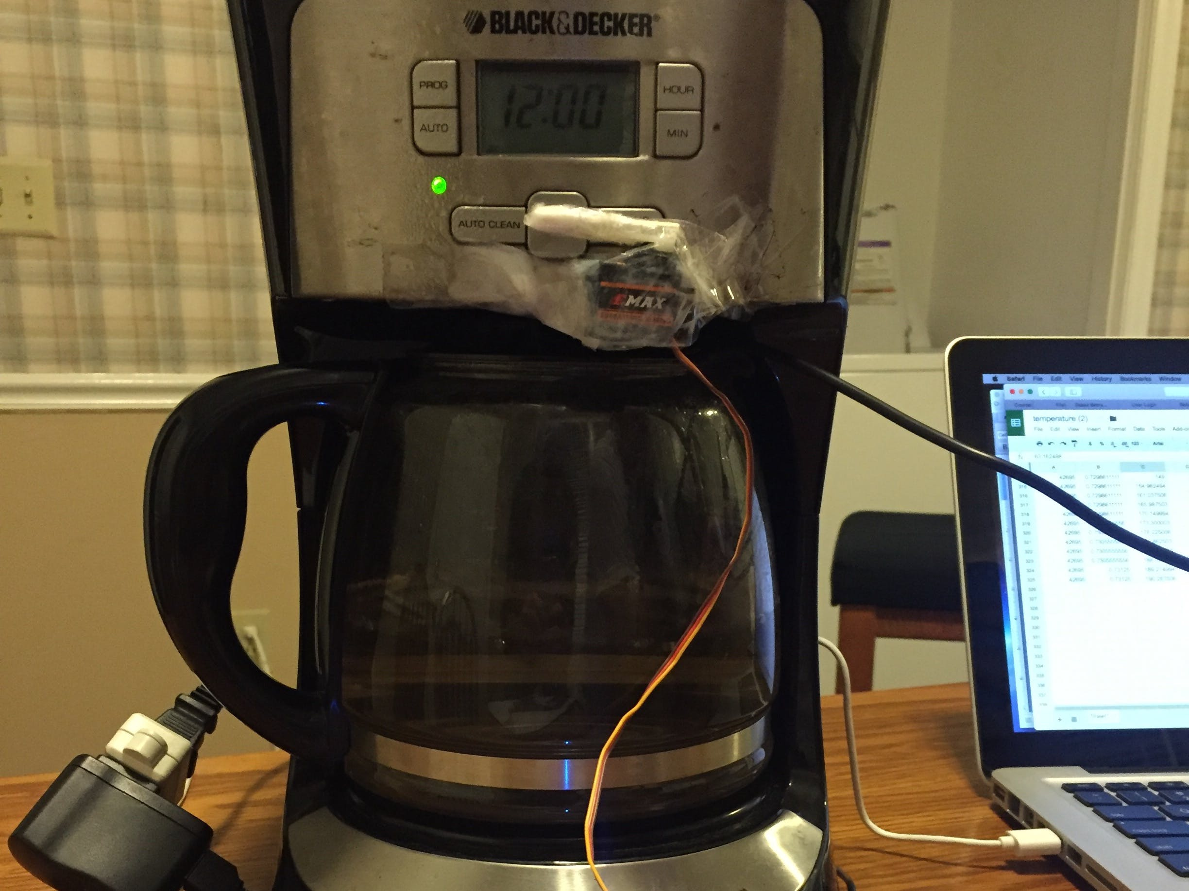 Automated Coffee Maker
