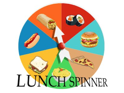Lunch Spinner