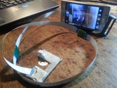 Extender of Smartphone Camera
