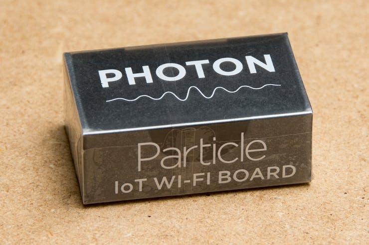 The Photon arrives in a cute little package