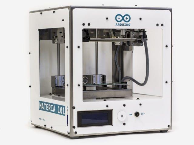 Materia 101: Intro to your Printer