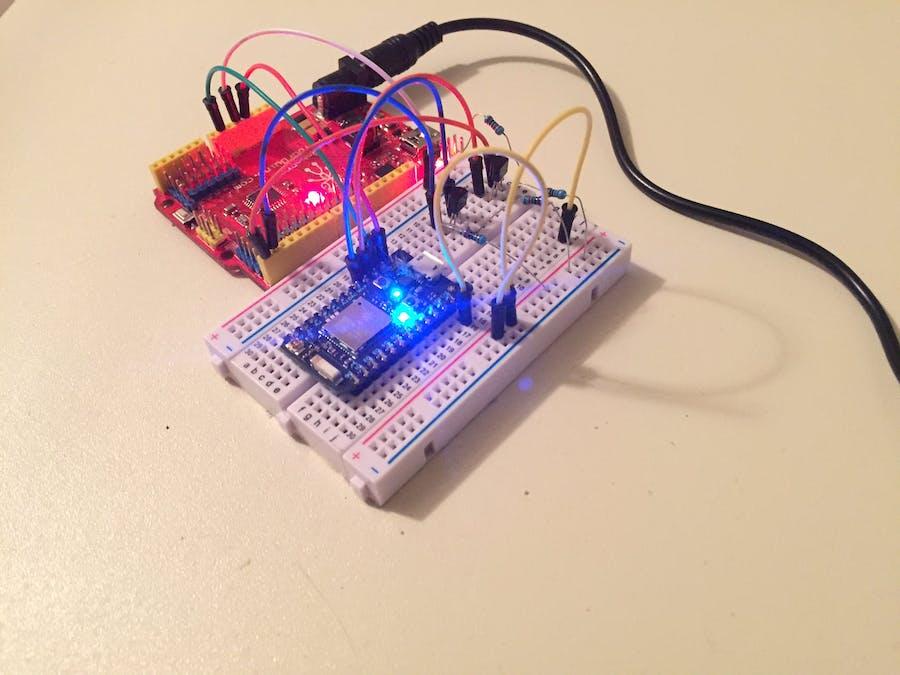 Control Arduino over Wifi using IoT Device - Hackster io