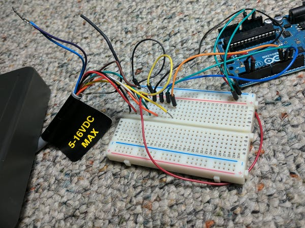 Hid prox rfid to arduino hackster