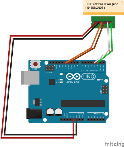 hid prox to arduino arduino project hub wiring diagram